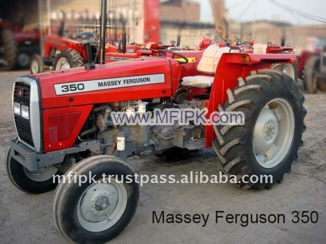 Pakistan Assembled Mf 350 Tractor