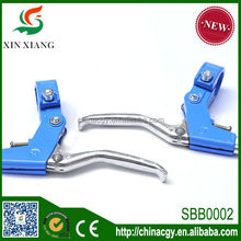 CNC good quality aluminum alloy hand brake lever for mongoose bike
