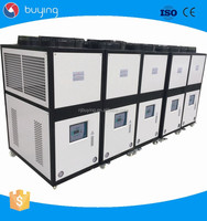7.2KW Portable Air Water Cooled Chiller for Extruder