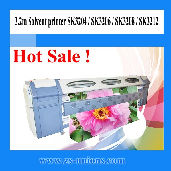stable quality solvent plotter 1440 dpi with great price