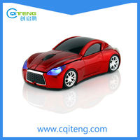 car shape wireless optical mouse New Arrival Car Shape USB Wireless Mouse