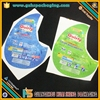 Custom Promotion Detergent Label Design with High Quality
