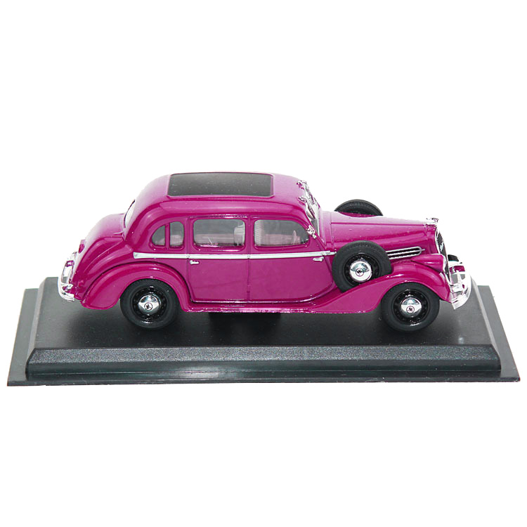 Good price colored pull back model car with showcase