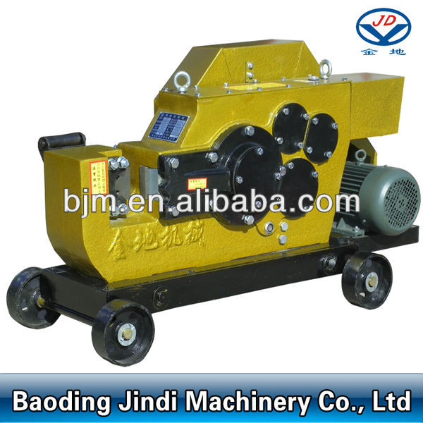 Concrete Steel Cutter and Bender Machine