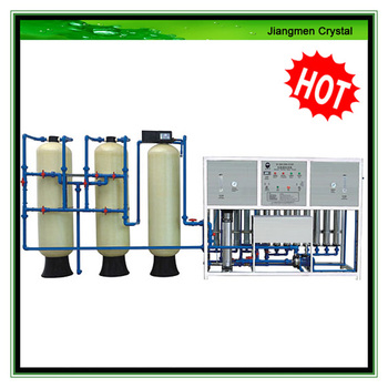 2000L/H ro Water purification systems plant