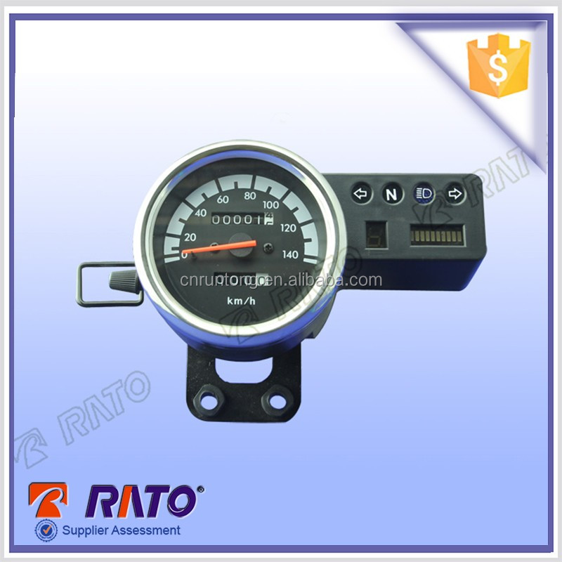 RATO brand motorcycle meter speedometer for WY125 motorcycle digital meter