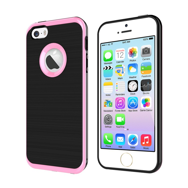 2016 New Arrival Cover For iPhone 5 For iPhone 5s Case Pc Tpu Bumper Case
