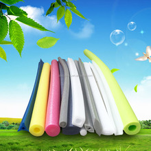 Healthy high quality soft swimming EPE foam material water bulk pool noodles