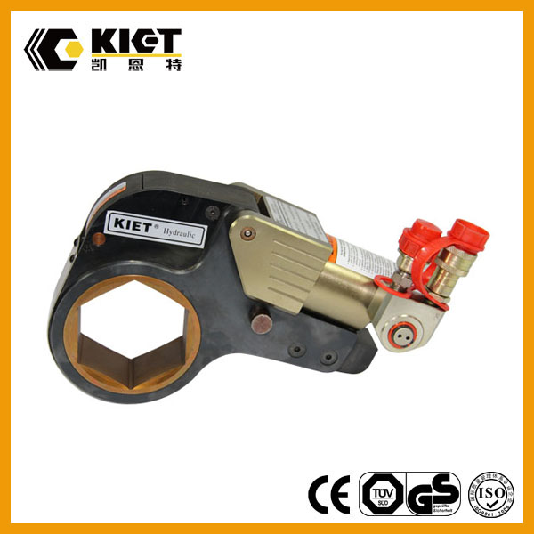 Al-Ti alloy Material Hexagon Cassette Hydraulic Torque Wrench hydraulic tools