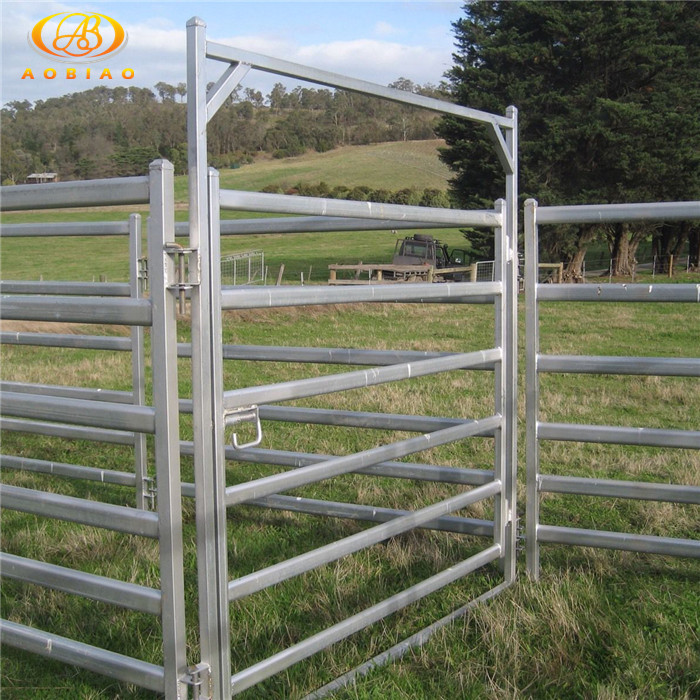 Factory high quality max50 cattle panel 50-10 wire 4ga