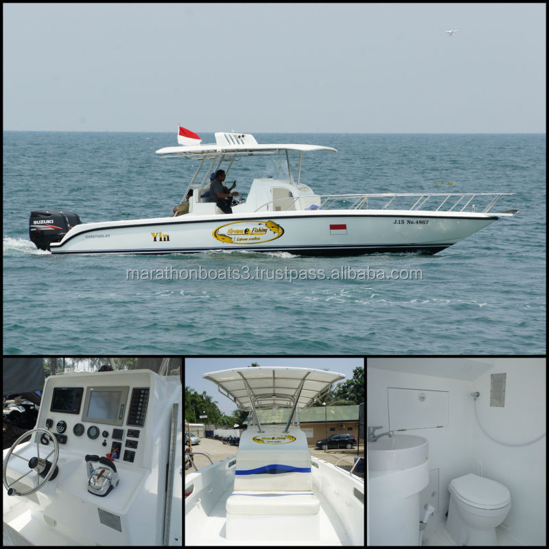 Brand New Marathon 33 Center Console Fishing Boat from Indonesia
