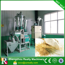 new design 650kgs per hour with automatic packing small wheat corn flour filter mill milling machine