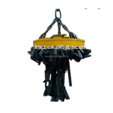 High Quality diameter 1800mm MW5 series electric lifting magnet for steel scraps