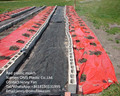 manufacturer UV treatment red plastic mulch for incresing yields up
