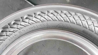 Tyre Mould Manufacture For 2.75-18 Motorcycle Tubeless Tyre