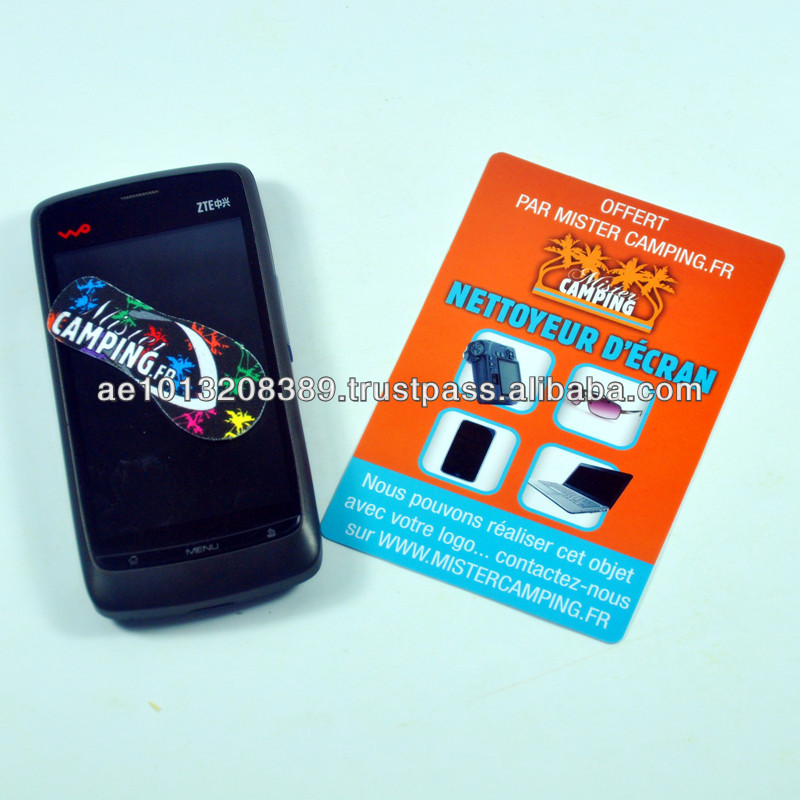 New arrived good quanlity mobile cleaner phone screen cleaner sticky