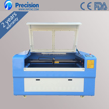 CNC rubber sheet cutting machine with CO2 laser