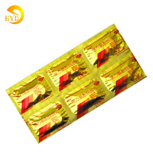 newly Primer/Alu/PE strip foil packaging bag for chemical and pharmaceutical