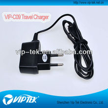 viptek C09 EU travel mobile phone charger