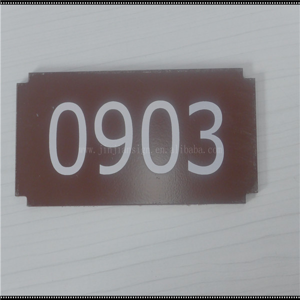 Manufacturer Door Numbers Letters , Apartment Door Number,hotel House Number