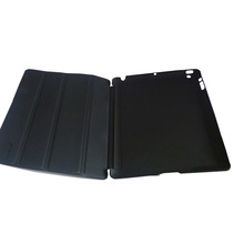 High quality TPU sublimation leather cover case for iPad 2/3/4 with Dormancy function