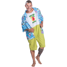 New Male adult Cosplay Costumes Hawaii beach Sexy Man Costumes For Holiday