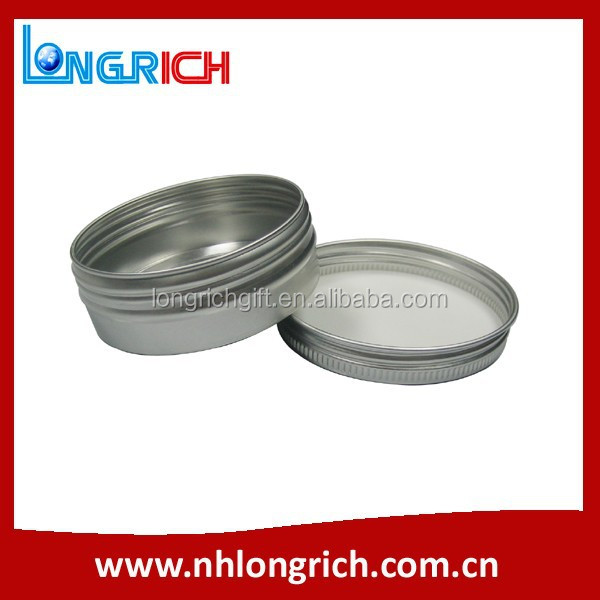 Hot Sale Aluminum Jar Free Sample
