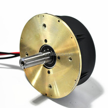 Mac brushless gear dc motor 48V for inductrial application