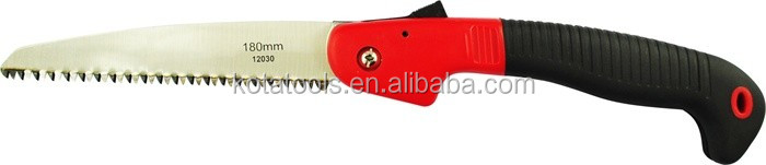 Folding Hand Saw Pruning Saw With TPR handle