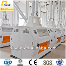 Gold supplier china flour roller mill , wheat flour mill , wheat flour mill for sale