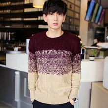 C72964A Man wool sweater design latest sweater designs for men
