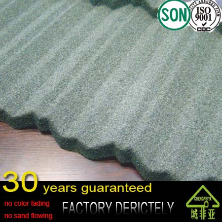 real best factory quality metal roof decrabond roofing system