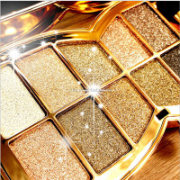 free shipping Make your own makeup palette 10 colors eyeshdow powder