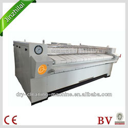 Professional roller hotel sheet industrial clothes laundry mangle ironing machine