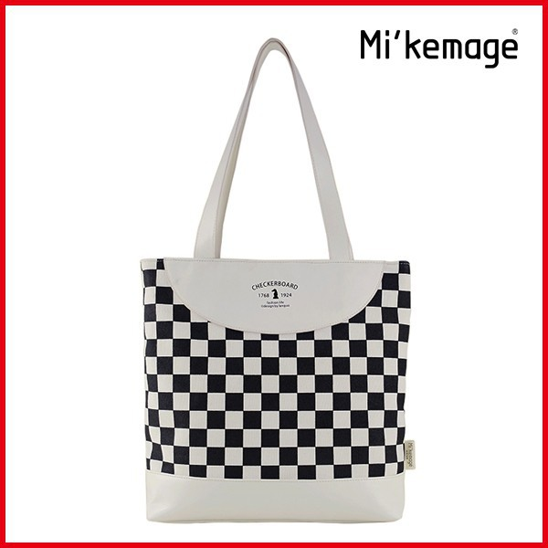 Wholesale Black & White Checker design fashion designer hand bags