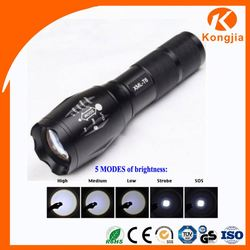 Professional Led Torch Manufacturer Ultra-Bright Adjustable Beam handheld search light