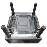 plastic mould maker for tablet PC case mould making