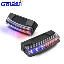 Hot selling rechargeable warning traffic police flashing shoulder led lights