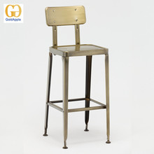 Wholesale cheap metal bar furniture,bar chair for heavy people GA501C-65ST