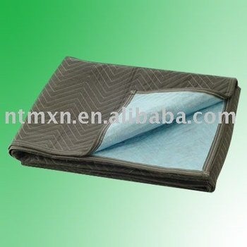 Economy Moving Pad Non-woven Moving Blanket