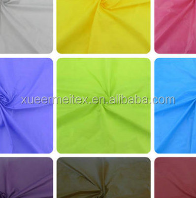 Best price waterproof ripstop nylon fabric for fashion apparel, military, tent