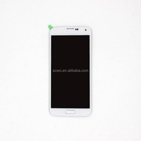 Wholesale Mobile phone lcd touch screen for samsung galaxy s5 sn-g900 replacement