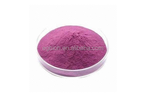 High quality Natural Food Sweet Potato extract colour E30-45