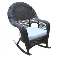Rocking Wikcer Chair Rattan Chair
