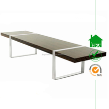 DT-4004 modern mdf furniture wooden dining table
