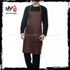 New design cute 100% cotton apron for kitchen with low price