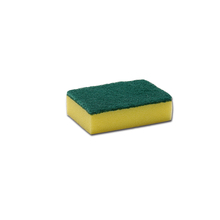 kitchen Sponge Scourer,Kitchen Sponge Scouring Pad,Kitchen Mesh Sponge