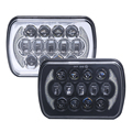 Hot light! Osram 105w Super bright led angel light  7 inch 5x7 car led headlight truck light