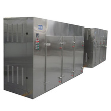 Industrial fruit and vegetable drying oven