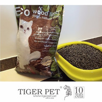 activited carbon bentonite cat litter manufactory